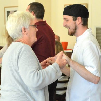 Barnsley Memory Cafe: Sharing memories and cake