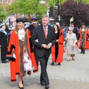 Aroundtown Meets: Eve Rose Keenan, Mayor of Rotherham