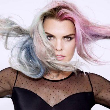 Rainbow hair: A Summer of Colour