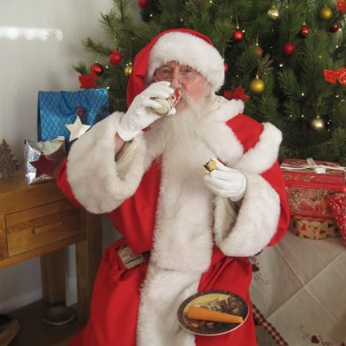 Aroundtown Meets: Father Christmas