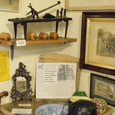 The weird and wonderful happenings at Cawthorne Victoria Jubilee Museum