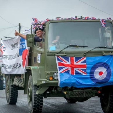 Penistone Armed Forces Day Show