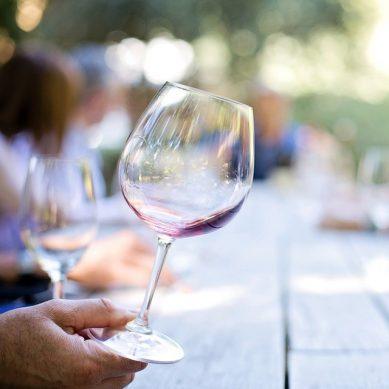 Raising a glass to Fitzwilliam Wine Club