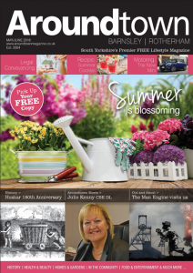 Aroundtown Magazine May/June 2018