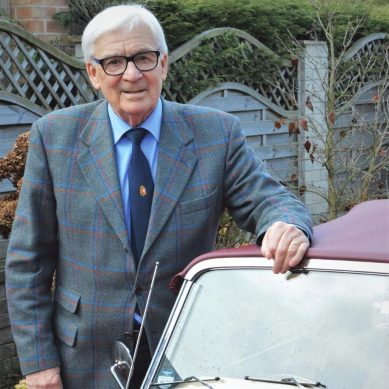 Aroundtown Remembers: Don Booker MBE