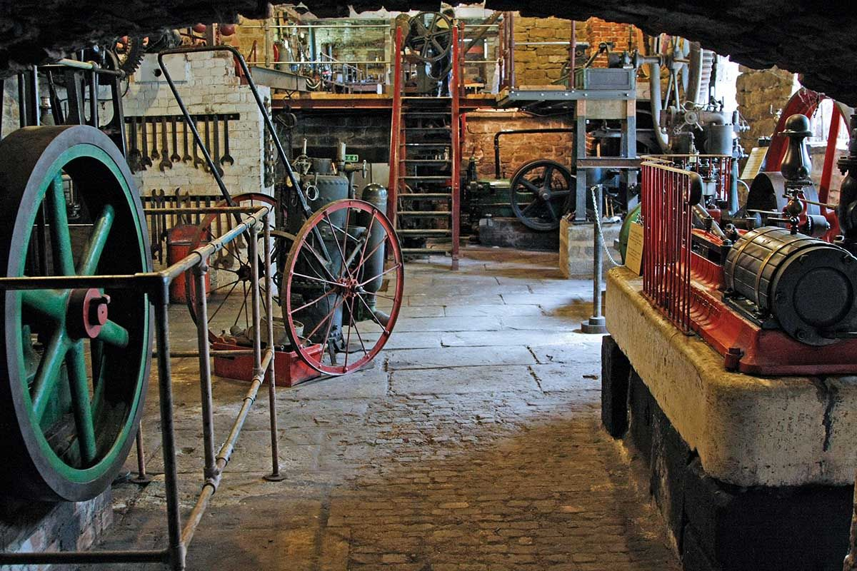 Forging a place in history - AroundTown Magazine