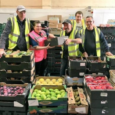 FareShare: Waste Not, Want Not