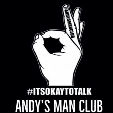 Andy's Man Club: Breaking down the stigma of men's mental health