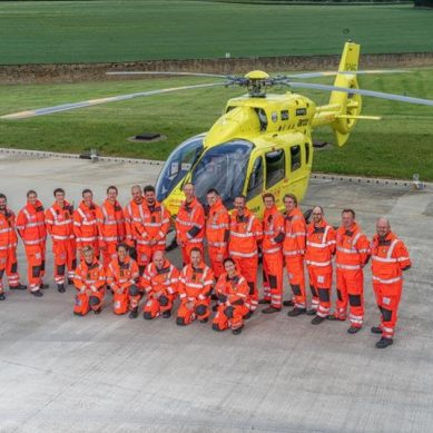 Yorkshire Air Ambulance: Celebrating 20 years of saving lives