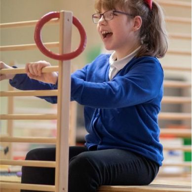 Setting the Pace for children with cerebral palsy