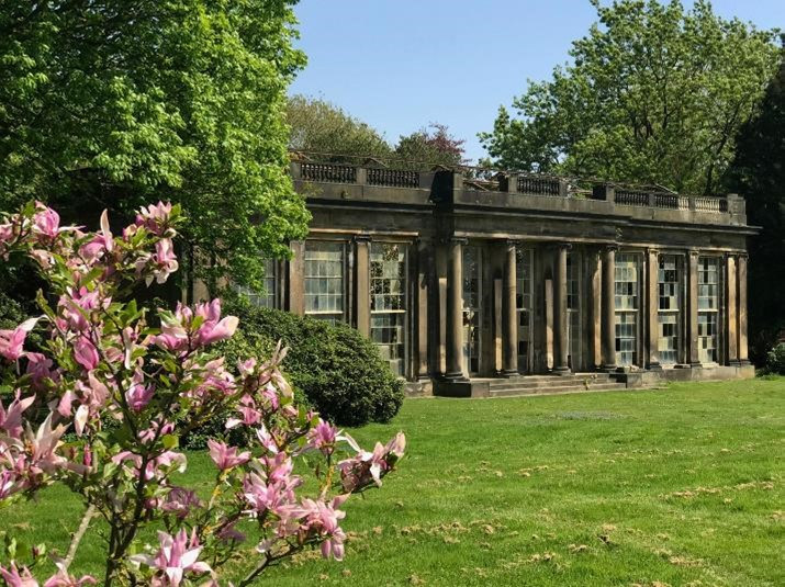 Camellia House at Wentworth Woodhouse