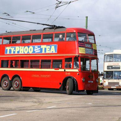 Next Stop… Sandtoft Trolleybus Museum
