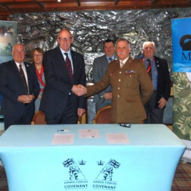 New project for Rotherham veterans