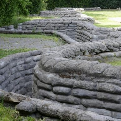 Lest we forget the Yorkshire Trench