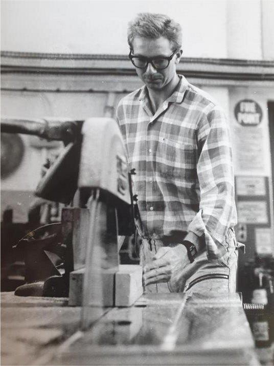 Peter Elliott MBE Rotherham