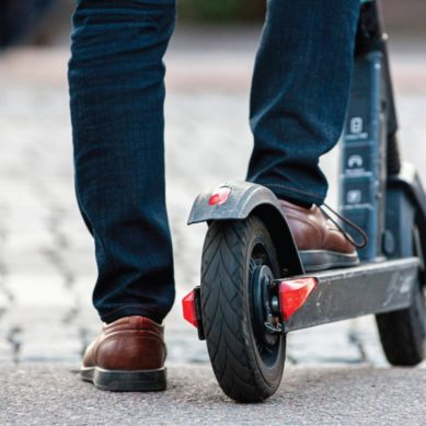 E-scooters: what's the law?