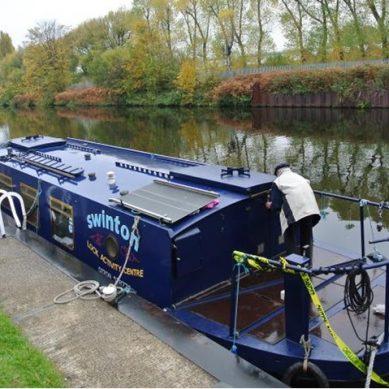 Swinton Lock: Navigating the needs of the community